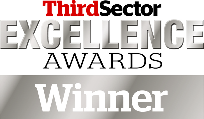 Third Sector award