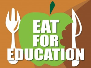 eat for education logo