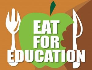 eat for education logo