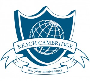 Reach Cambridge Logo - 10 year anniversary year copy-1