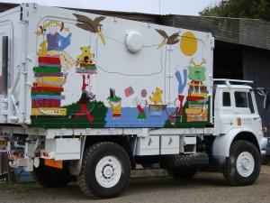 1st Sabre Truck