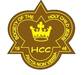 Holy Child CoE Logo