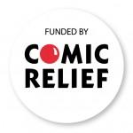 image: Comic Relief Logo