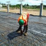 image: tying slab mesh