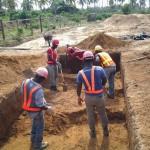 image: digging toilet pit ahobre