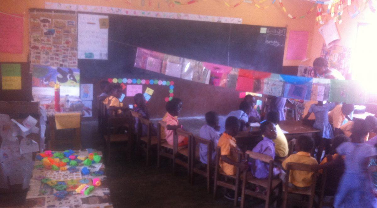 NQT Classroom