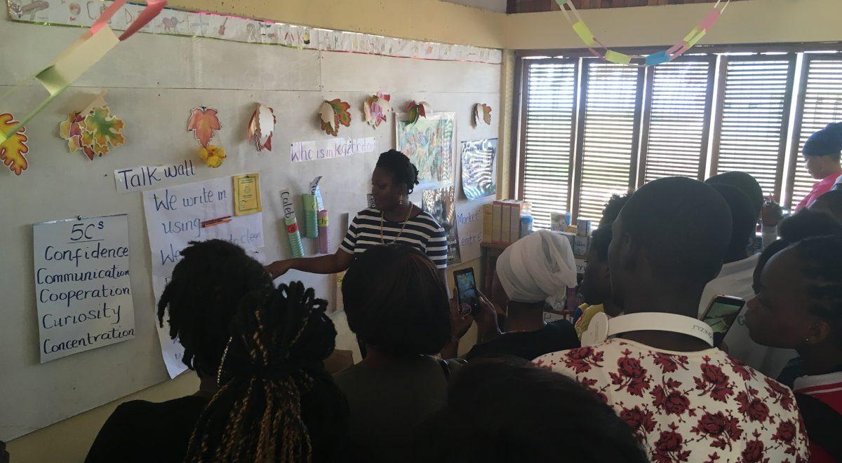 image teacher anita explains