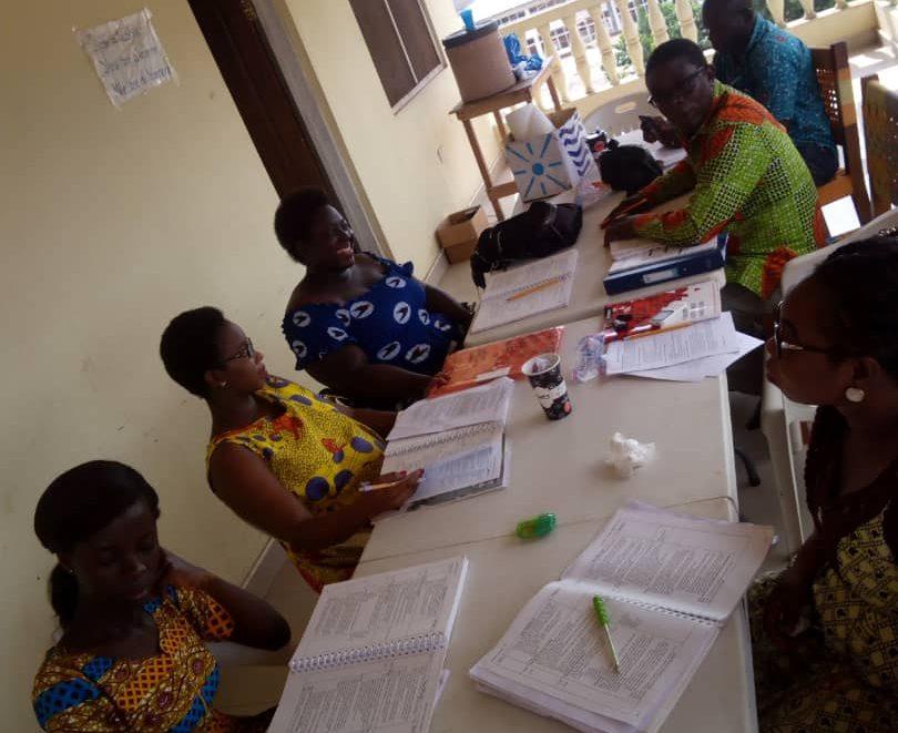 preparing for workshop