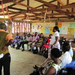 Ghana school staff consultation
