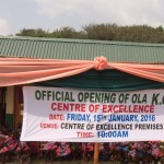 image: offical school opening sign