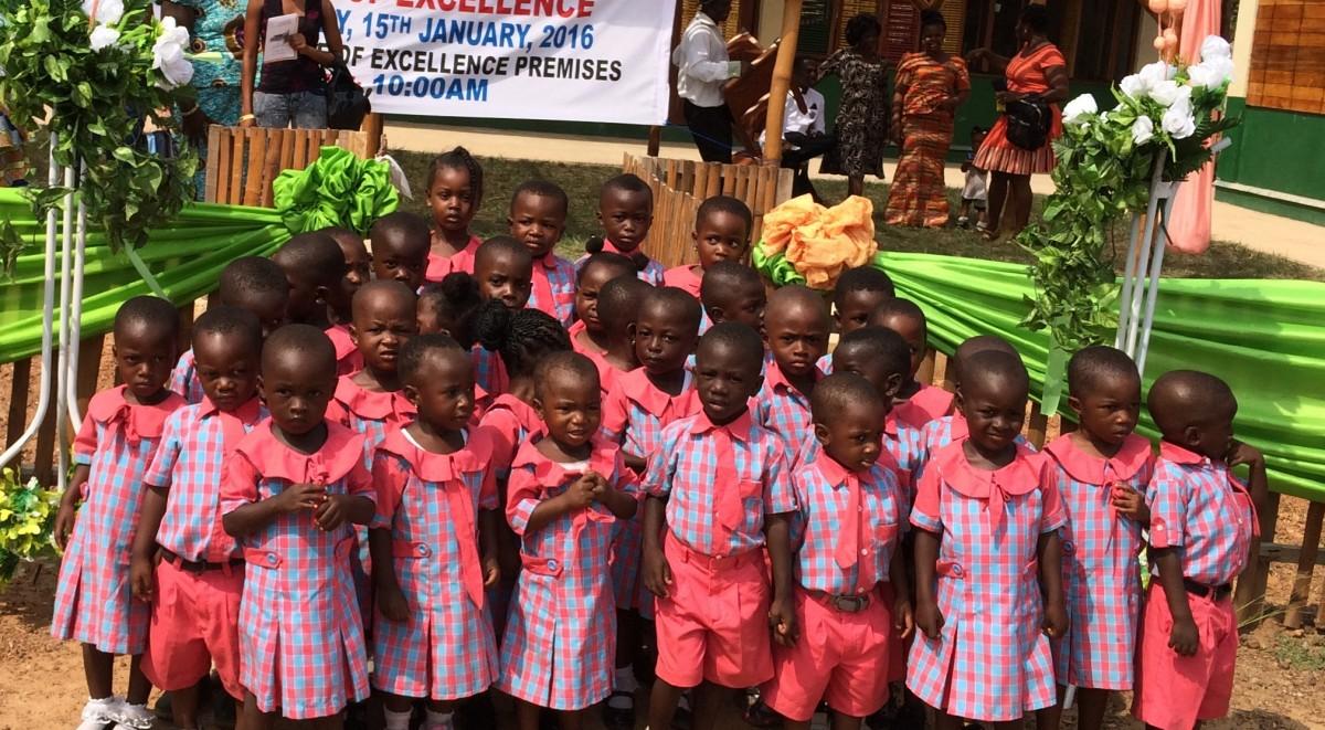 image: kindergarten pupils new unifrom