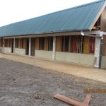 image: front of classroom at Akwidaa