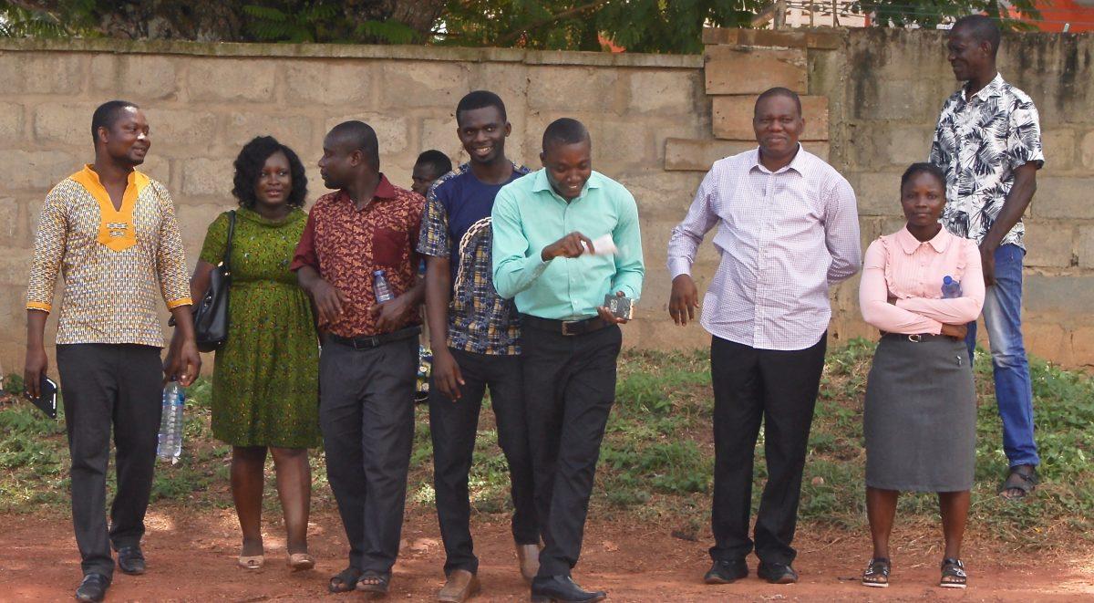image: sabre staff in ghana