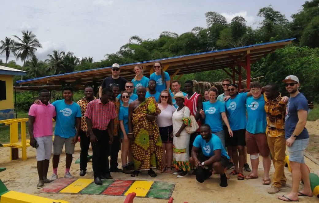 Ghana Exhange Group 4