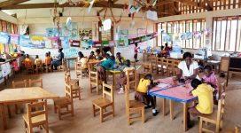 Model Practice Classrooms